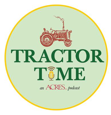 Cover art for Tractor Time Episode 38: Mimi Casteel and Regenerative Wine