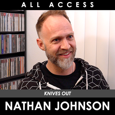 Cover art for Nathan Johnson (Composer: Knives Out)