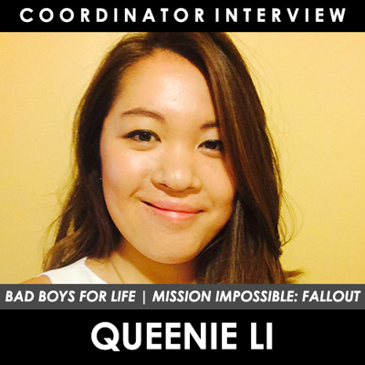 Cover art for Queenie Li (Music Production Coordinator: Bad Boys For Life | Mission Impossible: Fallout)