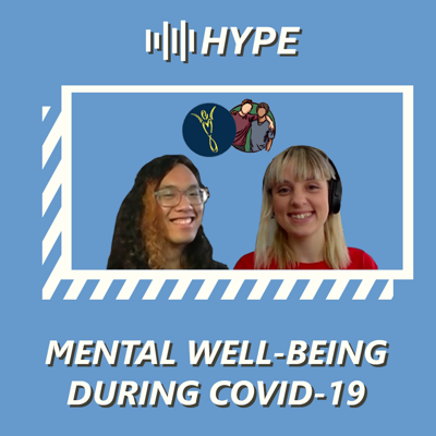 Cover art for Episode 2 - Season 8: Taking Care of Your Mental Health