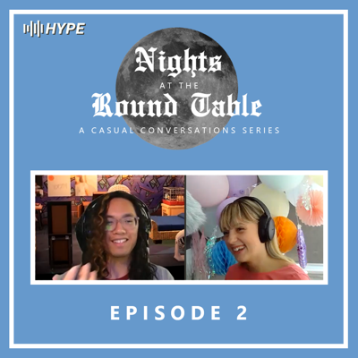 Cover art for Nights at the Round Table - Episode 2