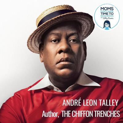 Cover art for André Leon Talley, THE CHIFFON TRENCHES