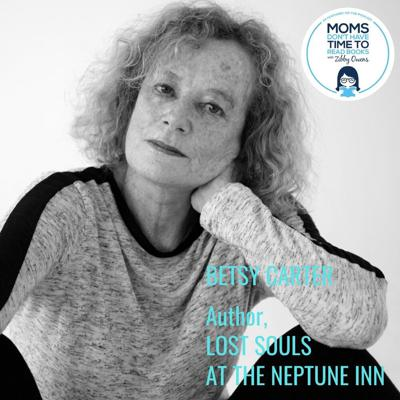 Cover art for Betsy Carter, LOST SOULS AT THE NEPTUNE INN