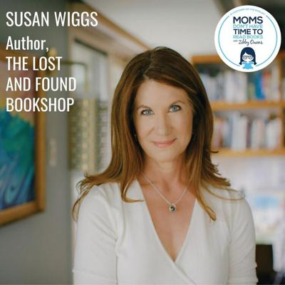 Cover art for Susan Wiggs, THE LOST AND FOUND BOOKSHOP