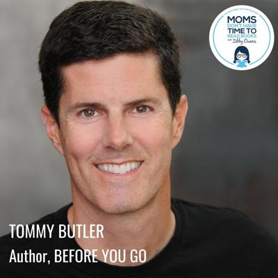 Cover art for Tommy Butler, BEFORE YOU GO