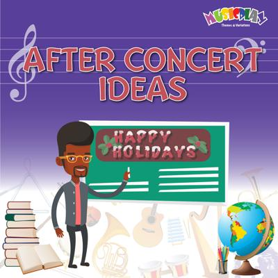 Cover art for After the Concert Classroom Ideas