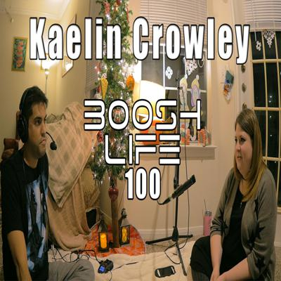 Cover art for #100 Kaelin Crowley