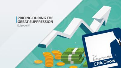 Cover art for Pricing During The Great Suppression