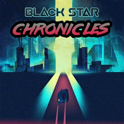 Cover art for Black Star Chronicles Part 1