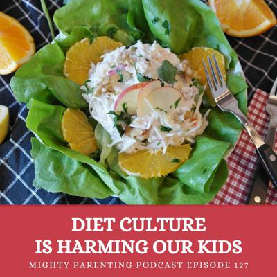 Cover art for Diet Culture Is Harming Our Kids   Zoe Bisbing And Leslie Bloch Of The Full Bloom Project   Episode 127