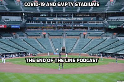 Cover art for Covid-19 and Empty Stadiums