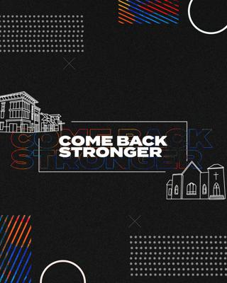 Cover art for Come Back Stronger | The Power Of The Gospel