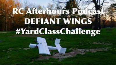 Cover art for 074 RC Afterhours Podcast 17 May 2020 - #YardClassChallenge