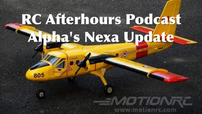Cover art for 075 RC Afterhours Podcast - Alpha's Nexa Update