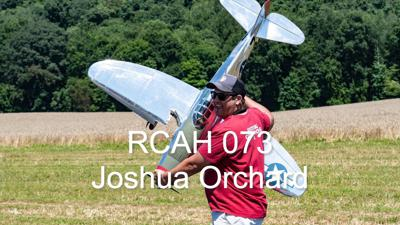 Cover art for 073 RC Afterhours Podcast 26 April 2020 - Joshua Orchard