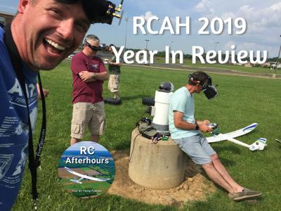 Cover art for 067 RCAH 2019 Year In Review
