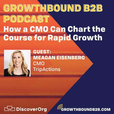 Cover art for How a CMO Can Chart the Course for Rapid Growth