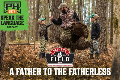 Cover art for A Father To The Fatherless: Father's in the Field