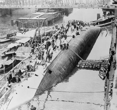 Cover art for Episode 5: The Eastland Disaster