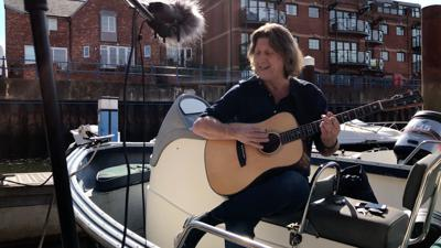 Cover art for Steve Knightley on the Exe Trail
