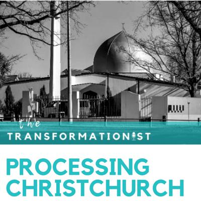Cover art for Processing Christchurch