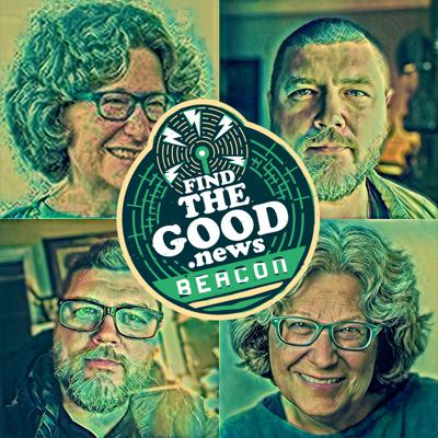 Cover art for Ep. 88 - The Shimmering Truth - Beacon Series Ft. Ellen Meredith, DA, EEMP - Find the Good News with Brother Oran