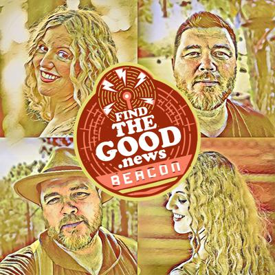 Cover art for Ep. 89 - The Gathering Fire  - Beacon Series Ft. Diana Rowan - Find the Good News with Brother Oran
