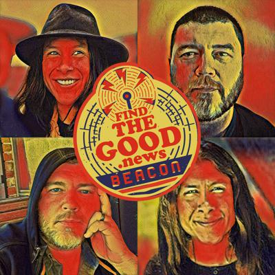 Cover art for Ep. 91 - The Magic Feather - Beacon Series Ft. Don Jose Ruiz - Find the Good News with Brother Oran