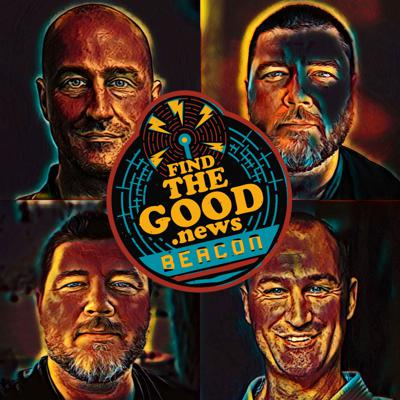 Cover art for Ep. 92 - The Resonant Strings - Beacon Series Ft. Meido Moore Roshi - Find the Good News with Brother Oran