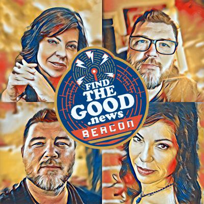 Cover art for Ep. 84 - The Golden Vine - Beacon Series Ft. Corin Grillo - Find the Good News with Brother Oran