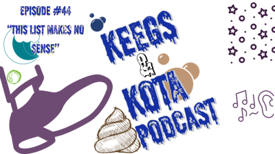 Cover art for The Keegs & Kota Podcast Episode #44