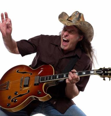 Cover art for Brian Talks to Ted Nugent!