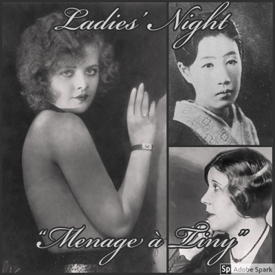 Cover art for Old Timey Crimey #75: Ladies' Night -