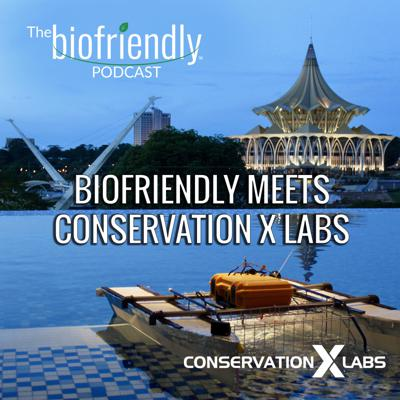 Cover art for Biofriendly Meets Conservation X Labs