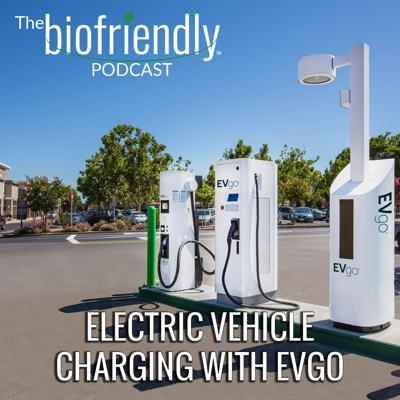 Cover art for Electric Vehicle Charging with EVgo