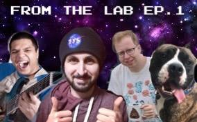 Cover art for Thank You Scientist - From The Lab Episode 1: Periphery's Misha Mansoor