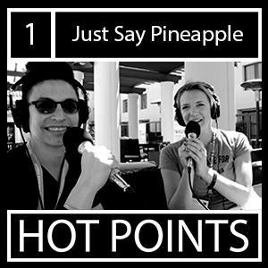 Just Say Pineapple- Pineapple Support, providing mental health services to the adult industry.