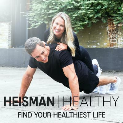 Cover art for Episode 2 - Find Your Healthiest Life PODCAST