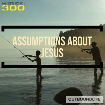 Cover art for Episode 35 - Assumptions about Jesus - Discussion