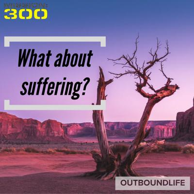 Cover art for Episode 30 - The Suffering Question - Discussion
