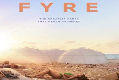 Cover art for FYRE THE GREATEST PARTY THAT NEVER HAPPENED!