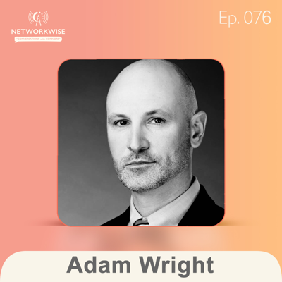 Cover art for Adam Wright: Putting You on the Wright Track