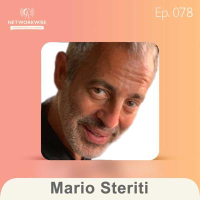 Cover art for Mario Steriti: A Chef is an Artist