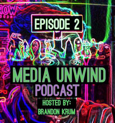 Cover art for Media Unwind - Episode 2: Resident Evil 2 Remake & Zombie Movie News!