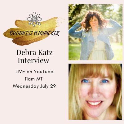 Cover art for You Are Psychic with Debra Lynne Katz