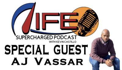 Cover art for Episode 19 Are You Interested Or Committed With AJ Vassar