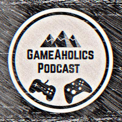 Cover art for It's All Fun And Games Until Your Mic Won't Stay: GameAholics Podcast S-1 E-1