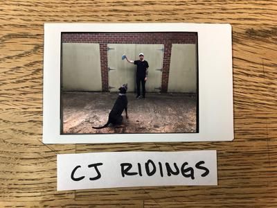 Cover art for Episode 2.  C.J. Ridings - Engineer/Mixer/Founding Member and Guitar Player for Big Jesus