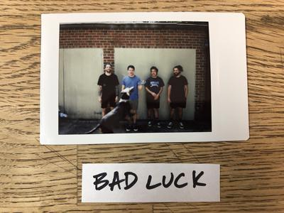 Cover art for Episode 5.  Bad Luck - Interview and Tone Zone