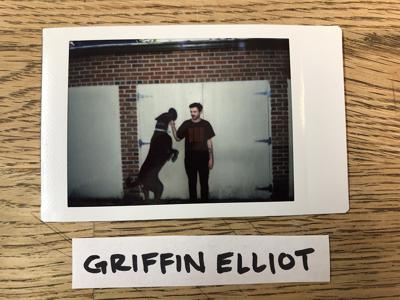 Cover art for Episode 4.  Griffin Elliot - Tour Manager (Boston Manor, Trophy Eyes)